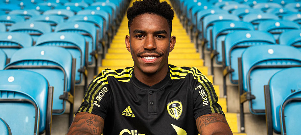 Junior Firpo: Leeds really wanted me