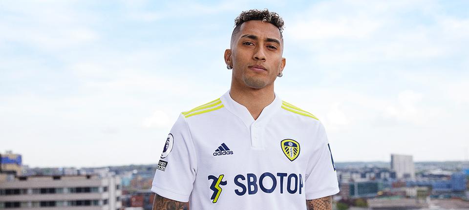adidas x Leeds United unveil the 2021/22 home kit