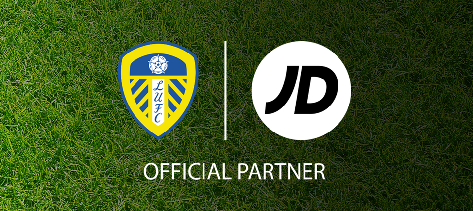 JD becomes Official Retail Partner of Leeds United