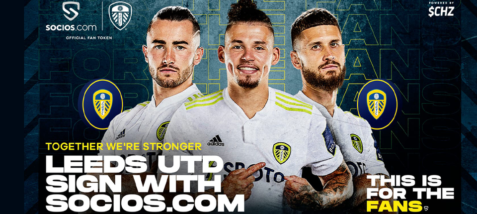 Leeds To Boost Fan Engagement By Launching Fan Token On Socios
