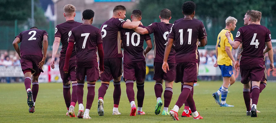 REPORT: Guiseley AFC 2-3 Leeds United