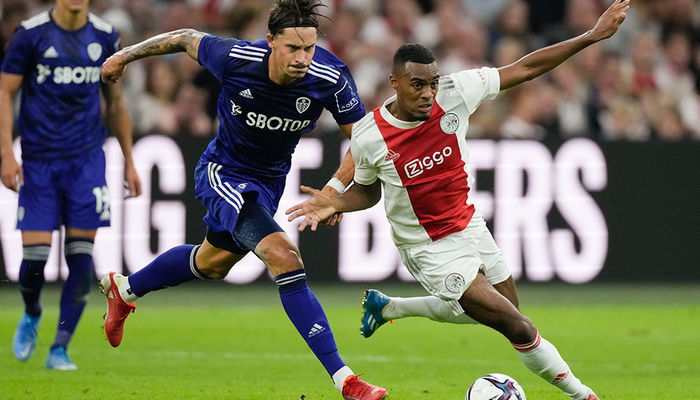 REPORT: AFC Ajax 4-0 Leeds United