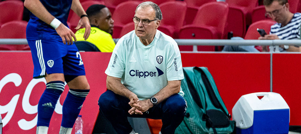 Marcelo Bielsa signs new contract