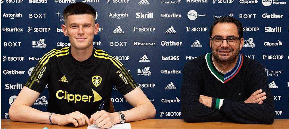 Illan Meslier pens new long-term contract