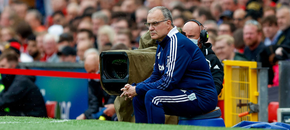 Marcelo Bielsa: It was very difficult for us to recover the ball