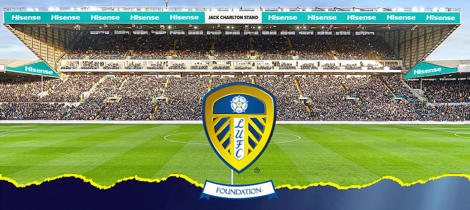 Leeds United Foundation launch matchday experience initiative