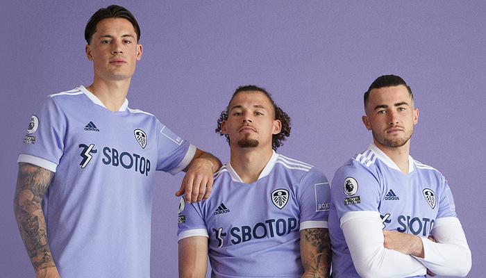 2021/22 Leeds United Third Kit on Sale Now!