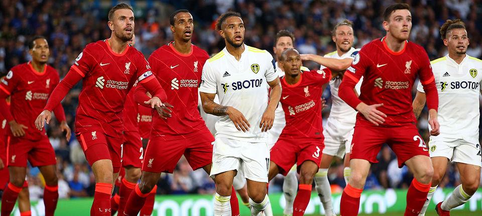 Report: Leeds United 0-3 Liverpool