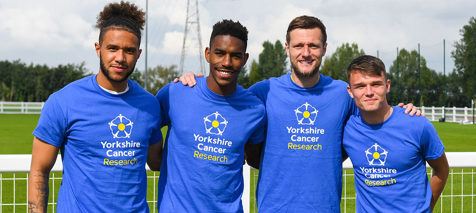 Nominate someone special to win hospitality tickets with Yorkshire Cancer Research