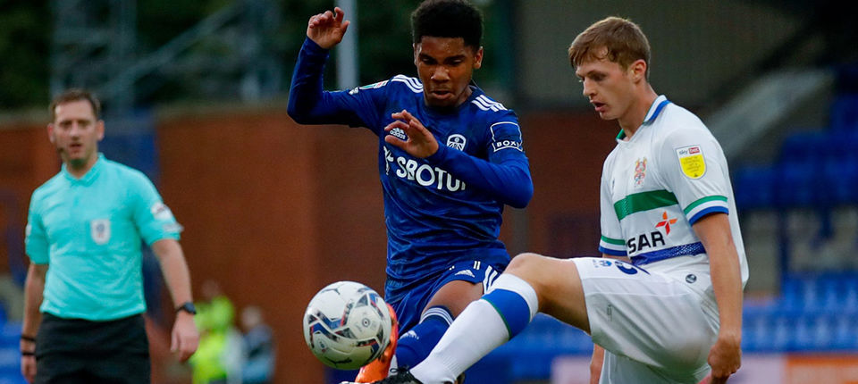 PJT Report: Tranmere Rovers 4-1 Leeds United