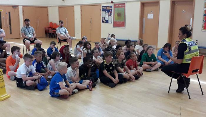 Premier League Kicks initiative supports hundreds of children