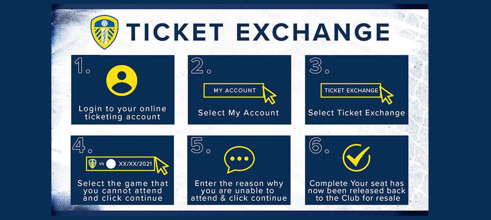 Ticket Exchange now open for West Ham United fixture