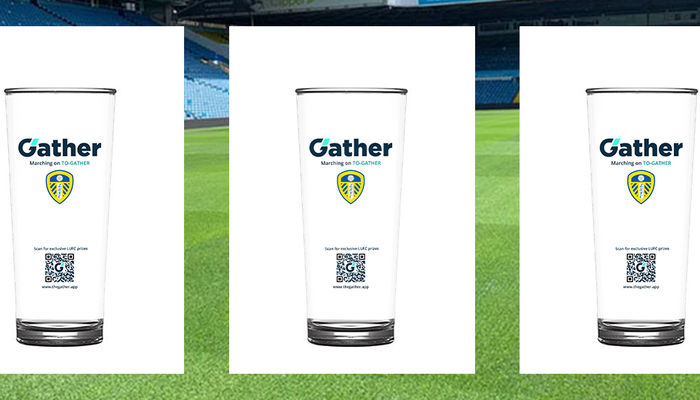 Leeds United introduce reusable cups at Elland Road with Gather