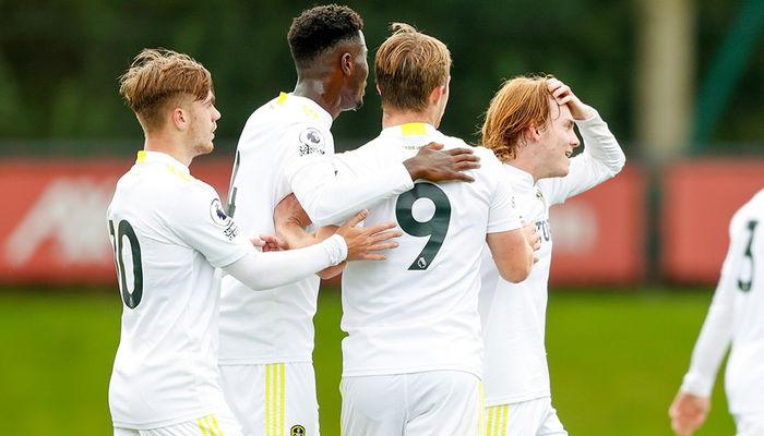 Watch: U23 Liverpool highlights