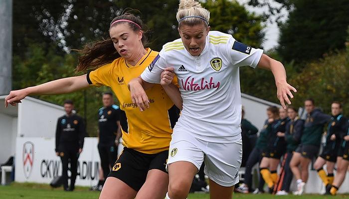 Report: Wolves Women 3-1 Leeds United Women