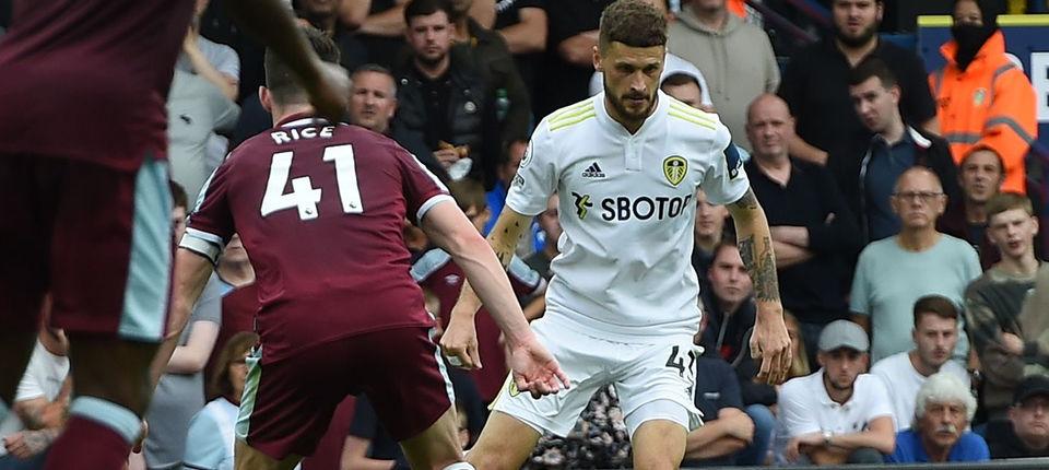 Report: Leeds United 1-2 West Ham United