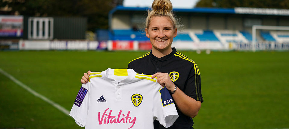 Holly Housley Signs for Leeds United Women