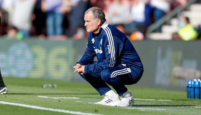 Marcelo Bielsa: We didn't play well in any moment