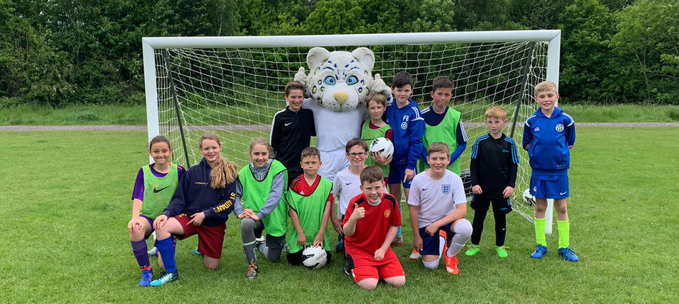 Limited spaces available for October Soccer Camps