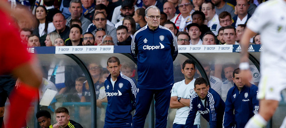 Marcelo Bielsa: In every game we play for the three points