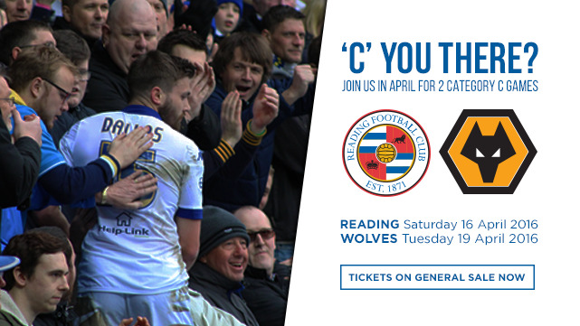 TICKETS: READING + WOLVES ON GENERAL SALE!