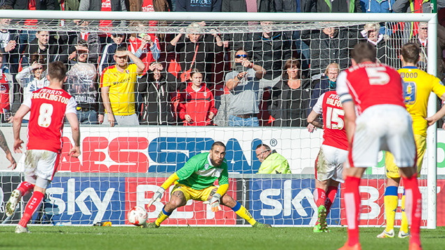 REPORT: MILLERS SNATCH DERBY POINTS