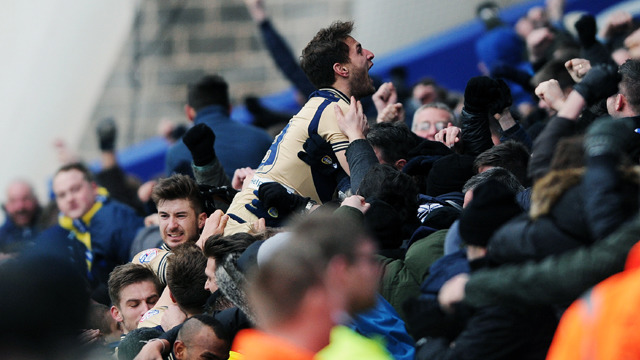 GALLERY: WEST YORKSHIRE DERBY DELIGHTS!