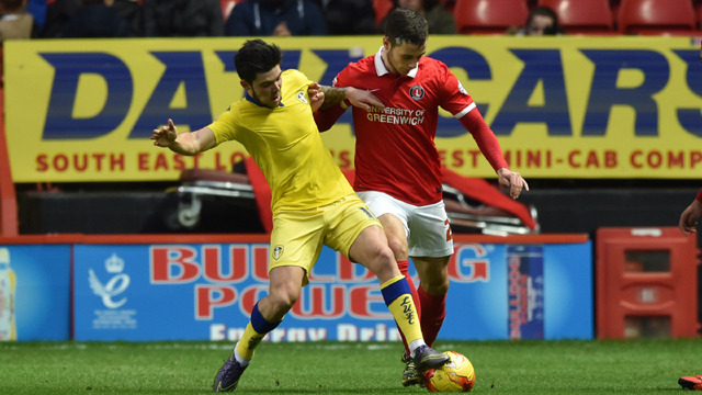 REPORT: SPOILS SHARED AT CHARLTON