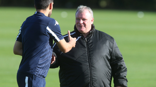 STEVE EVANS APPOINTED UNITED HEAD COACH