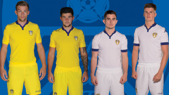 NEW KIT: 2015/16 AWAY STRIP UNVEILED