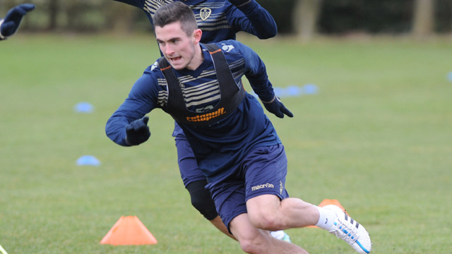 COOK RETURNS TO THORP ARCH