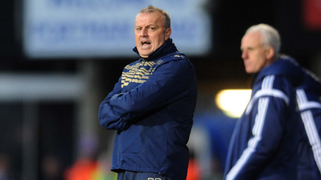 REDFEARN HOPES FOR LESSONS LEARNED