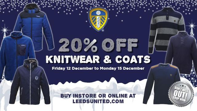 Leeds united xmas gifts