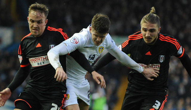 FULHAM GRAB ELLAND ROAD WIN