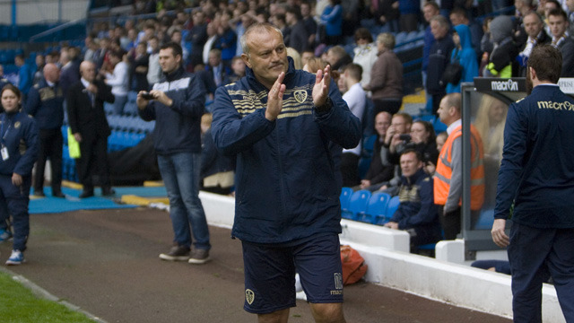 REDFEARN APPOINTED HEAD COACH