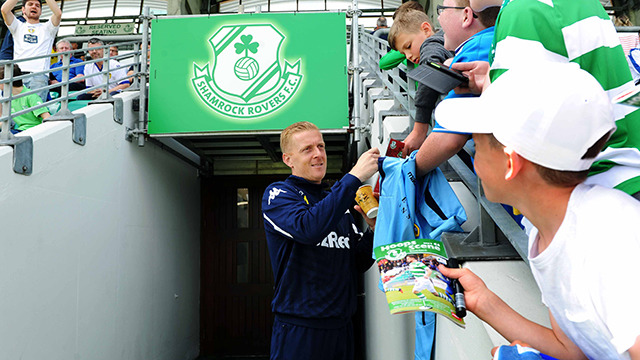 SHAMROCK ROVERS: GARRY MONK\'S VERDICT