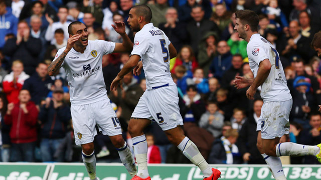 BELLUSCI STRIKE SECURES A POINT