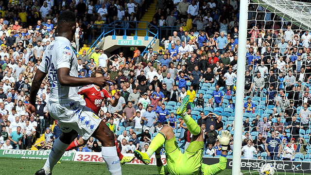 BLUES EDGE TO ELLAND ROAD VICTORY