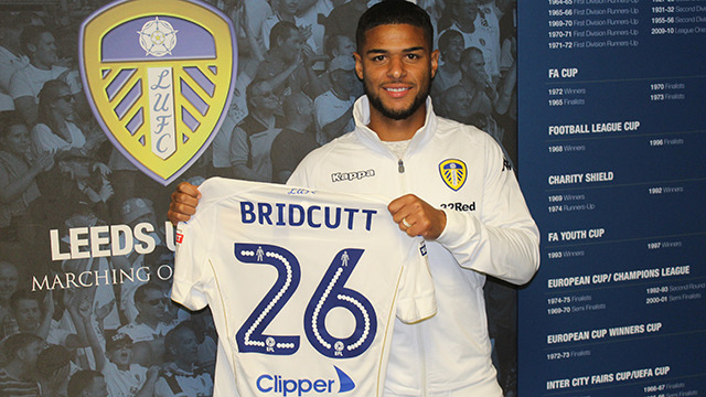BRIDCUTT NAMED UNITED CAPTAIN
