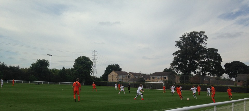 United beaten at Thorp Arch