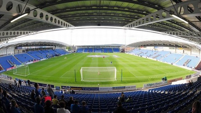 LEEDS DRAW WITH SPIREITES