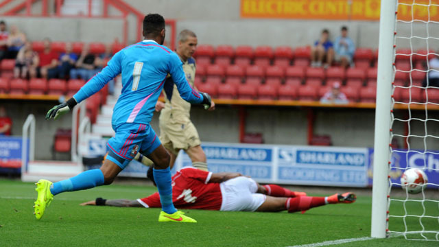 SWINDON PAY THE PENALTY