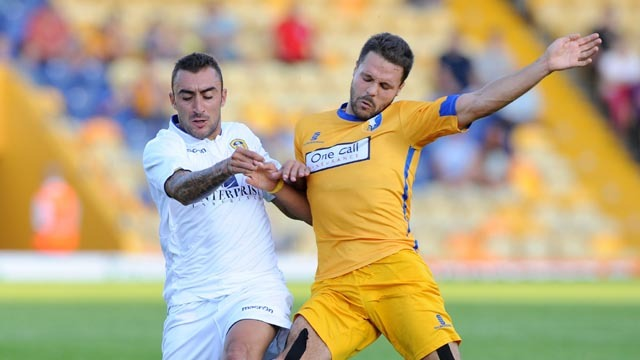 UNITED STUNNED BY THE STAGS