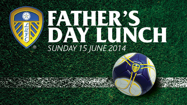FATHER'S DAY AT ELLAND ROAD