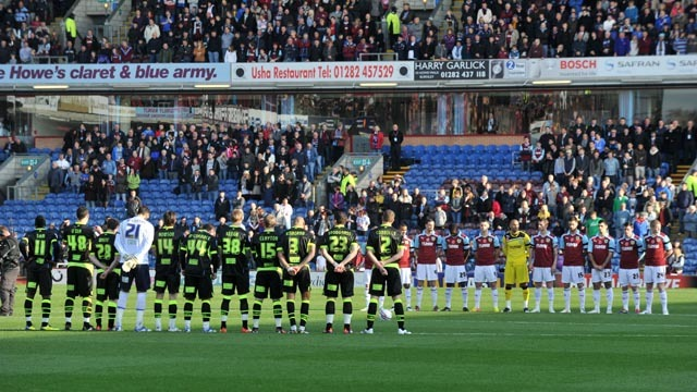 A MESSAGE FROM BURNLEY