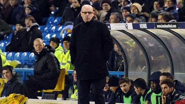BRIAN McDERMOTT: CLUB STATEMENT