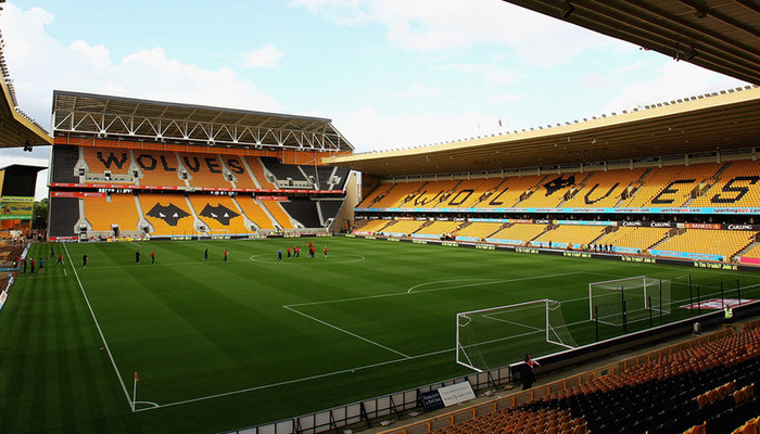 TICKET DETAILS: WOLVES (A)
