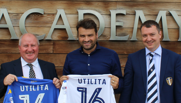 UTILITA SUPPORTING UNITED ACADEMY