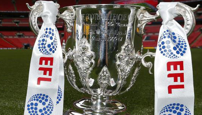 EFL CUP: LEEDS HEADING TO ANFIELD