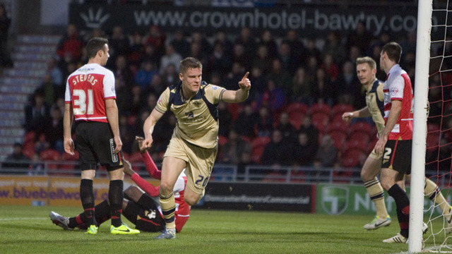 UNITED TREBLE SECURES AWAY WIN
